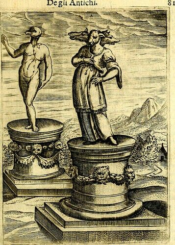 hermes and hecate