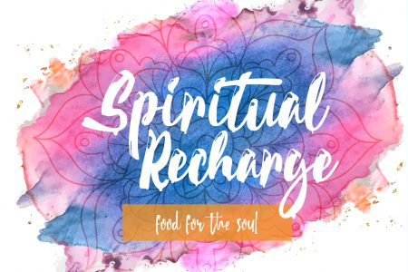 recharging your energy and soul