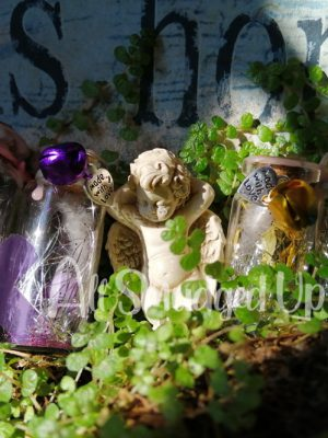 angel essence prayer kits by all smudged up